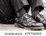 body parts. conceptual shooting ... | Shutterstock . vector #479756005
