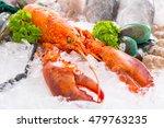 Canadian Lobster Food On...