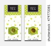 Vector Collection Of Tea...