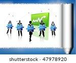 business concept | Shutterstock .eps vector #47978920