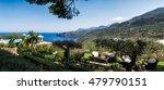 mediterranean resort by the sea ... | Shutterstock . vector #479790151