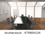 conference room interior design ... | Shutterstock . vector #479804134