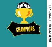 champion sports league logo ... | Shutterstock .eps vector #479804344