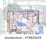master plan  construction site  ... | Shutterstock .eps vector #479825659
