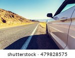 car on route 66 | Shutterstock . vector #479828575