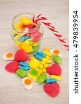 candies with different shapes... | Shutterstock . vector #479839954