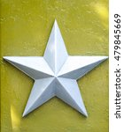 Big Star Symbol Of The Soviet...