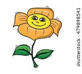 flower | Shutterstock .eps vector #479898541