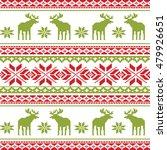 scandinavian style seamless ...   Shutterstock .eps vector #479926651