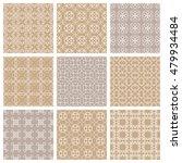 seamless geometric line...   Shutterstock .eps vector #479934484