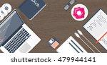 programming coding. flat... | Shutterstock . vector #479944141
