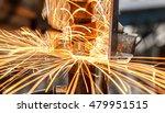 spot welding machine industrial ... | Shutterstock . vector #479951515