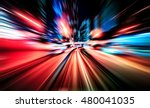 Colorful Acceleration Speed...
