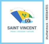 saint vincent and grenadines... | Shutterstock .eps vector #480064501