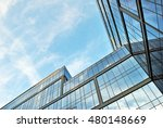 modern building | Shutterstock . vector #480148669