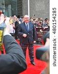 Small photo of Edinburgh - JUN 30, 2012: Alex Salmond seen arriving at the European premiere of Brave at the Festival Theatre, Edinburgh, Scotland UK