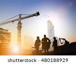 silhouette people heavy...   Shutterstock . vector #480188929