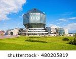 minsk  belarus   may 06  2016 ... | Shutterstock . vector #480205819