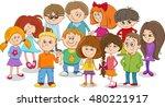 cartoon illustration of... | Shutterstock .eps vector #480221917