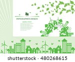 ecology connection  concept... | Shutterstock .eps vector #480268615