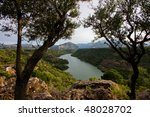 river and forest | Shutterstock . vector #48028702