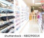 pharmacy store  drug store ... | Shutterstock . vector #480290014