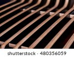 abstract wooden parallel... | Shutterstock . vector #480356059