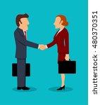 simple cartoon illustration of... | Shutterstock .eps vector #480370351