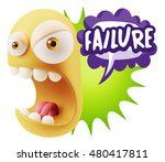 3d rendering angry character... | Shutterstock . vector #480417811