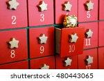 Advent Calendar With Chocolate...