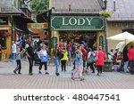 zakopane  poland   august 17 ... | Shutterstock . vector #480447541