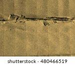 brown grunge corrugated