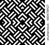 seamless pattern with symmetric ... | Shutterstock .eps vector #480478927