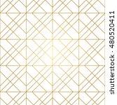 seamless geometric pattern.... | Shutterstock .eps vector #480520411