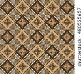 gorgeous openwork seamless... | Shutterstock .eps vector #480535657