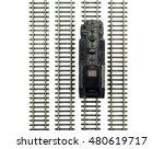 model steam locomotive | Shutterstock . vector #480619717