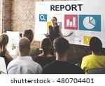 data analysis analytics... | Shutterstock . vector #480704401