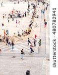 milan  italy   june 07  2016 ... | Shutterstock . vector #480782941