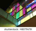mezzanine structure and color... | Shutterstock . vector #48079678