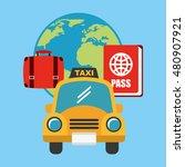 best summer vacation holiday...   Shutterstock .eps vector #480907921