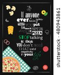 Pizza Quote. If Anyone Ever...