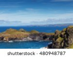 view from the costal path near... | Shutterstock . vector #480948787