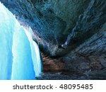 minnehaha waterfall in...   Shutterstock . vector #48095485