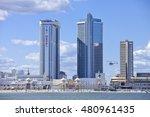 atlantic city  new jersey  usa  ... | Shutterstock . vector #480961435