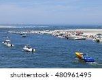 ocean city  new jersey  usa  ... | Shutterstock . vector #480961495