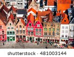 Famous Old Colorful Buildings...