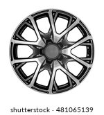 car wheel. alloy wheel for a... | Shutterstock . vector #481065139