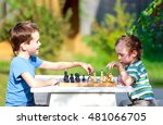 children started the classic a... | Shutterstock . vector #481066705