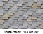 art sandstone texture...   Shutterstock . vector #481105309
