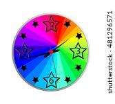 clock | Shutterstock .eps vector #481296571
